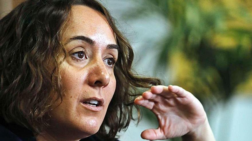 Glòria Tello, presidenta del Palau de la Música.