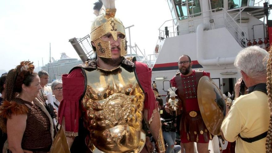 310 policías velarán por la seguridad de los festeros durante los 10 días de Carthagineses y Romanos