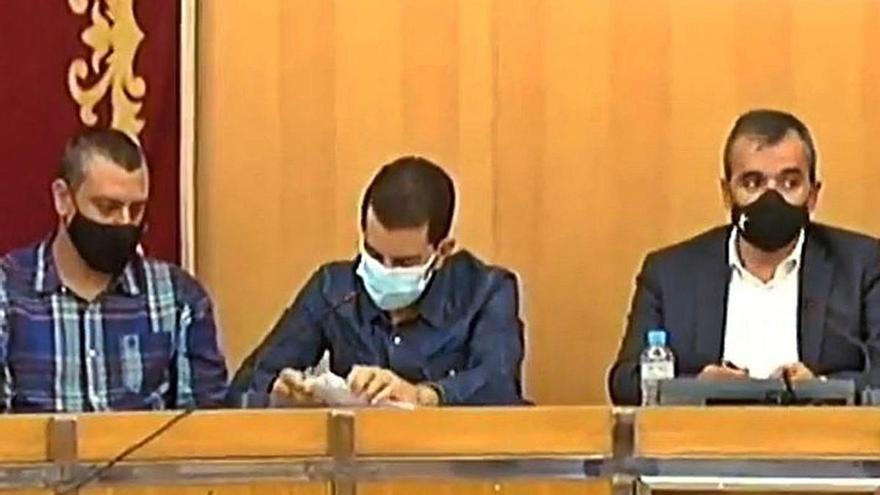 Aspe rechaza reprobar al edil de IU por su contratación en el Ayuntamiento de Elda