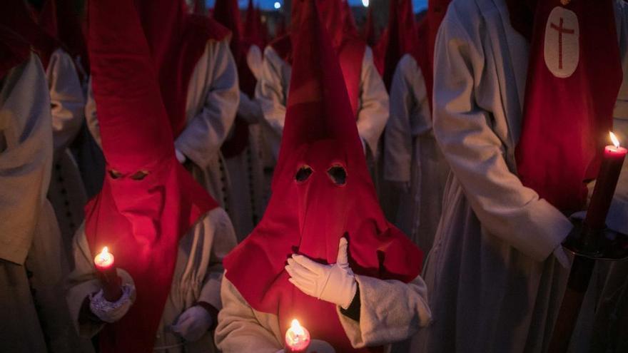 Semana Santa Zamora | Horarios e itinerarios de las procesiones 2019