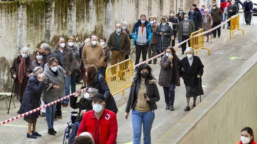Castilla y León registra la cifra más alta de contagios de coronavirus de los últimos 40 días