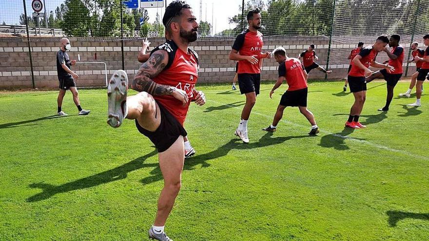 El Zamora juega hoy en León su último amistoso