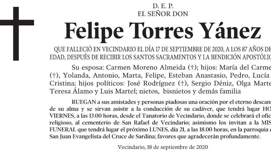 Felipe Torres Yánez