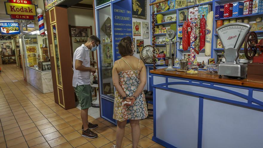 El museo de Pusol lanza un reto por redes sociales para rescatar objetos antiguos