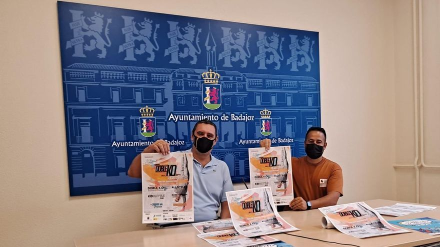 El pabellón deportivo Juancho Pérez acogerá el 'Doble KO Festival'