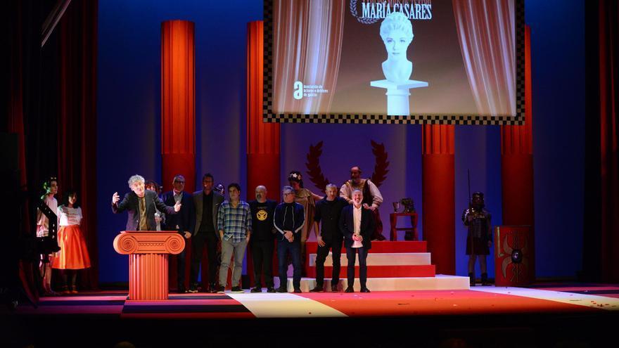 Los XXV Premios María Casares reivindicarán la resistencia de las artes escénicas