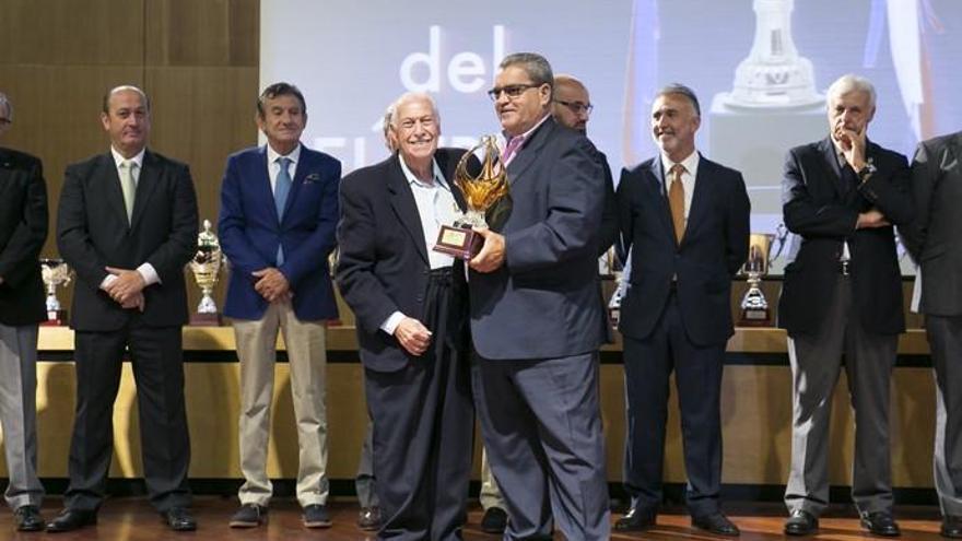 Fallece Liberto Garavito, presidente de la UD Telde