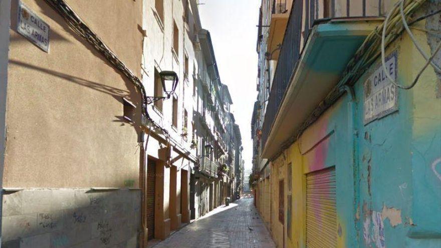 Afecciones al tráfico desde mañana en calle Mayor, Ansó, Las Armas y Mompeón