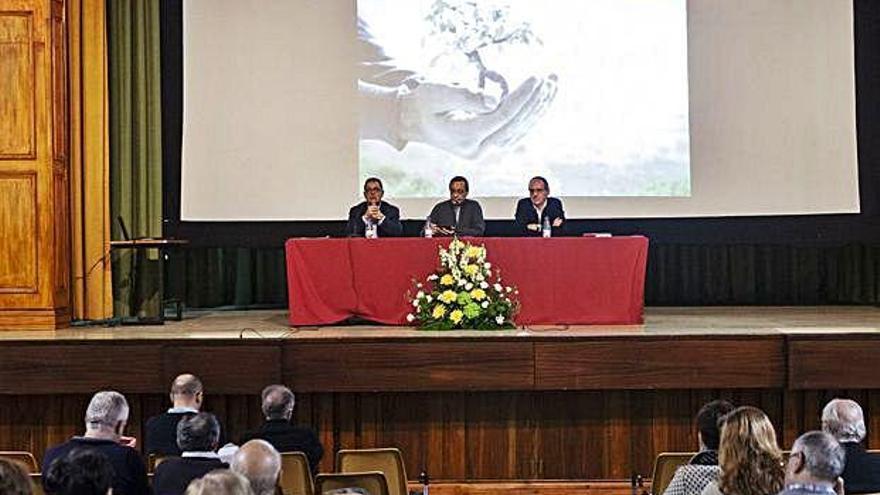 Vicente Martín en las Jornadas Diocesanas