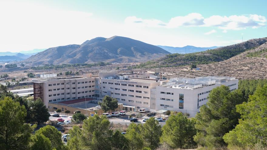 Seis días sin ningún ingreso por covid en el Hospital de Elda