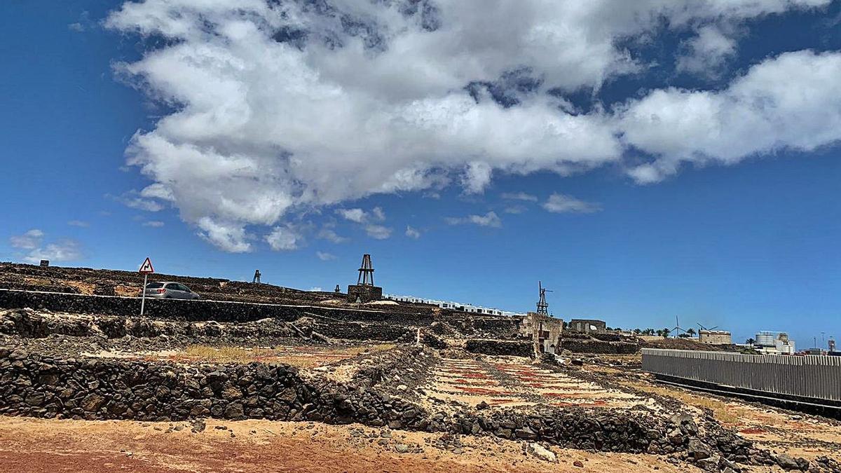 CC-PNC propone la restauración de las salinas de Naos  