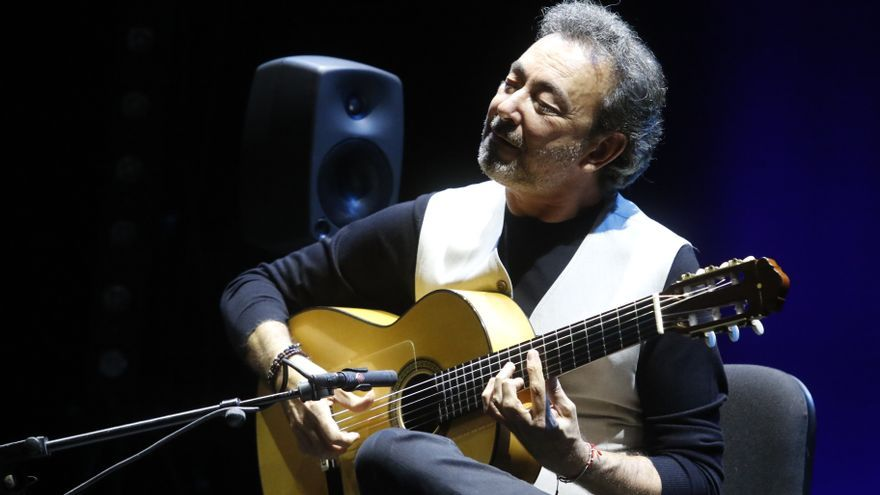 José Antonio Rodríguez, una guitarra al encuentro