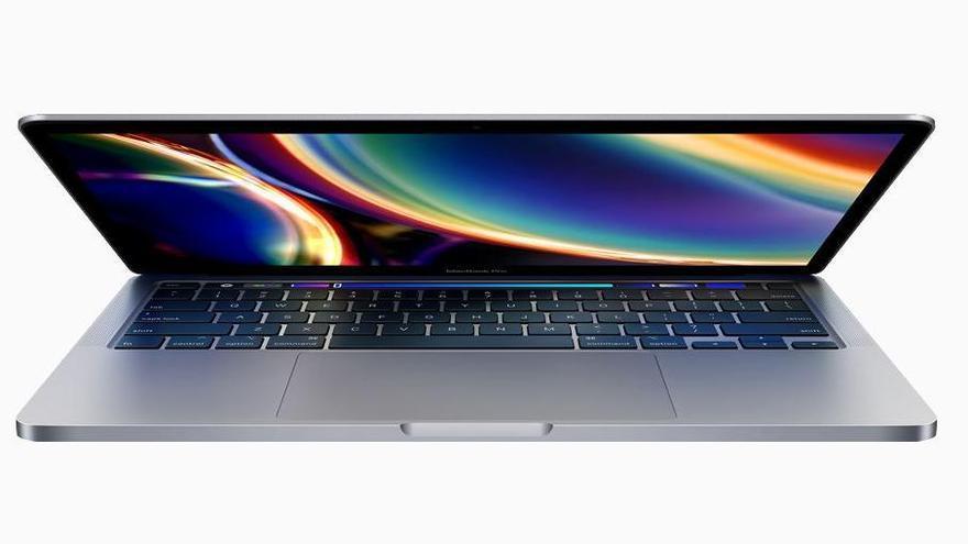 Apple presenta un nuevo MacBook Pro y abandona el denostado teclado 'butterfly'