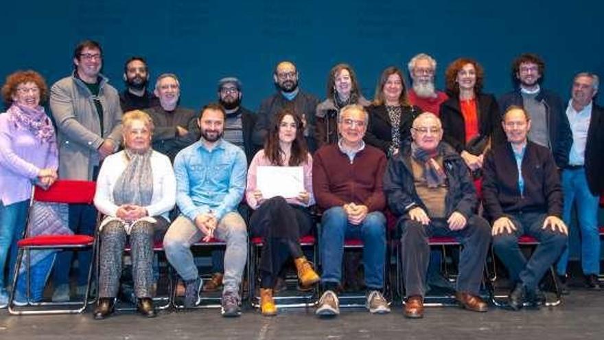Teatro da Ramboia gana el primer Certame Manuel María de Proxectos Teatrais