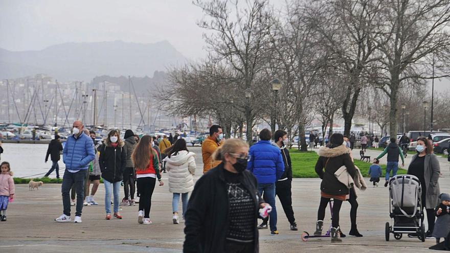Un total de 543 personas pidieron residir en Moaña en 2020, la mayoría de Vigo y Madrid
