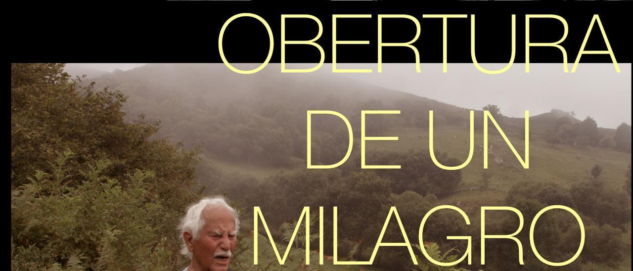 "Carátula de ""Obertura de un milagro""."