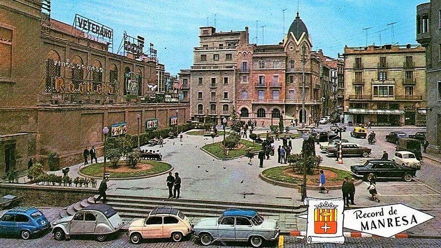 La plaça de Sant Domènec, un rovell  de l'ou i nexe entre la ciutat vella i la nova