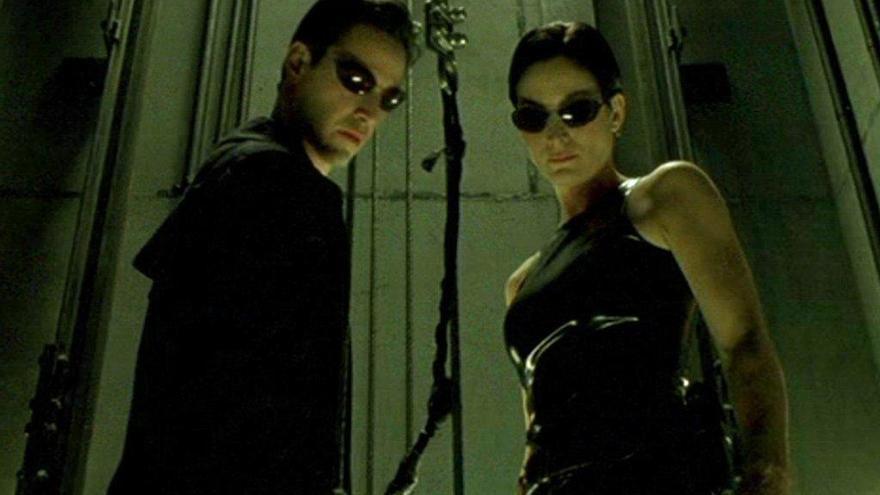 'The Matrix 4': Filtran las primeras imágenes de Neo y Trinity
