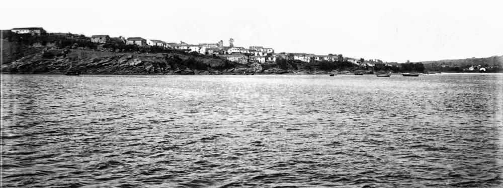 Sanxenxo antes del bum del turismo: playas salvajes y vacías