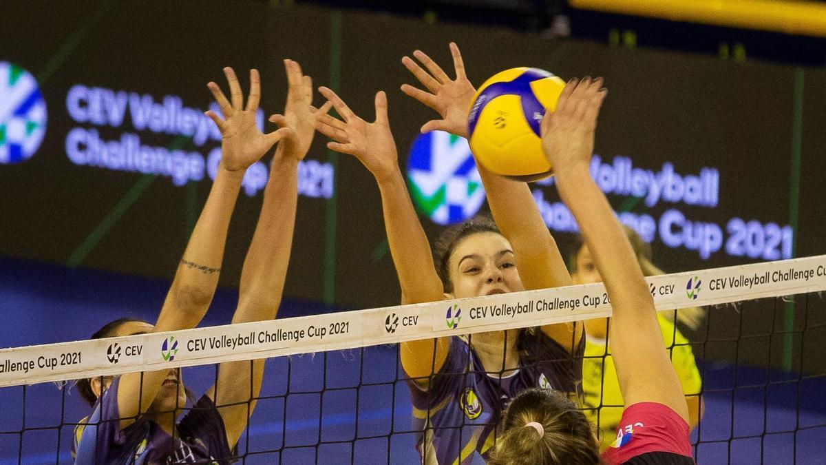 CCO 7 Palmas vs Vandoeuvre Nancy VB