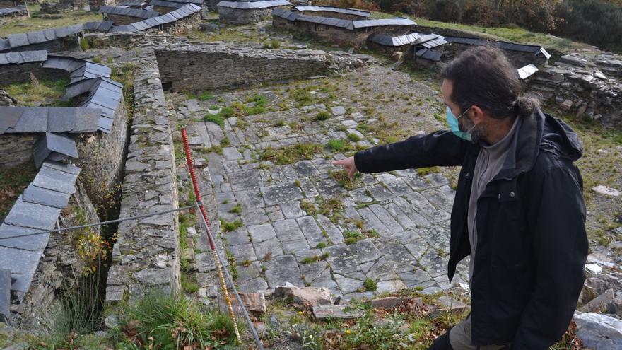 El ministerio de Cultura modifica el proyecto de consolidación del Chao Samartín