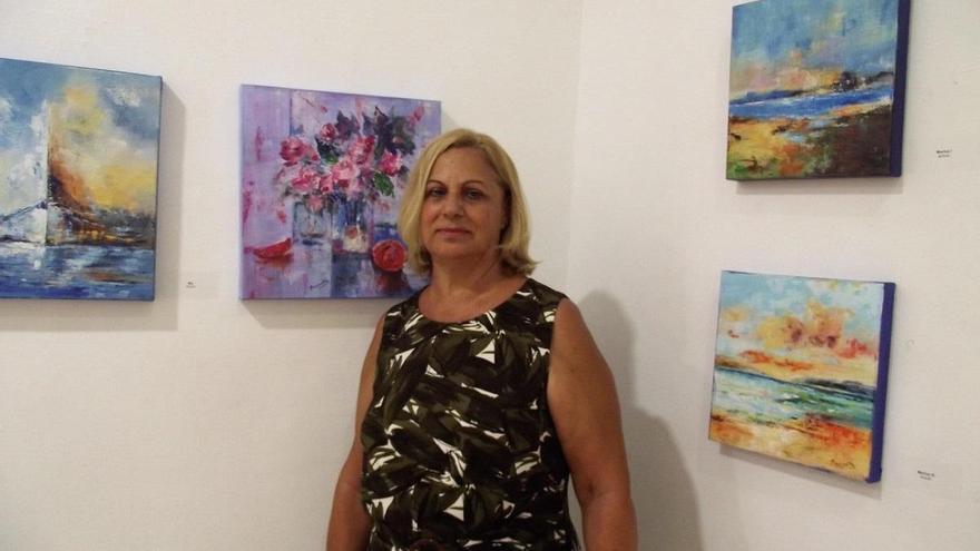 La nueva exposición de Marinetta aporta color a los días grises