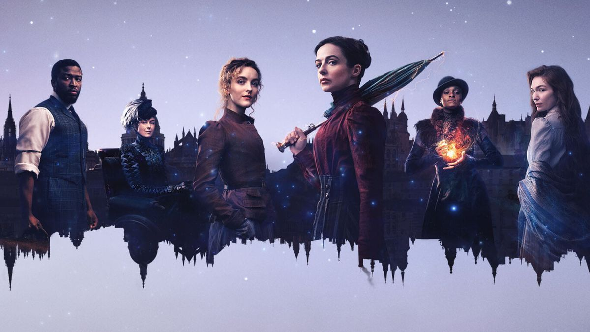 Imagen de la serie The Nevers cuya primera temporada acaba de concluir en HBO