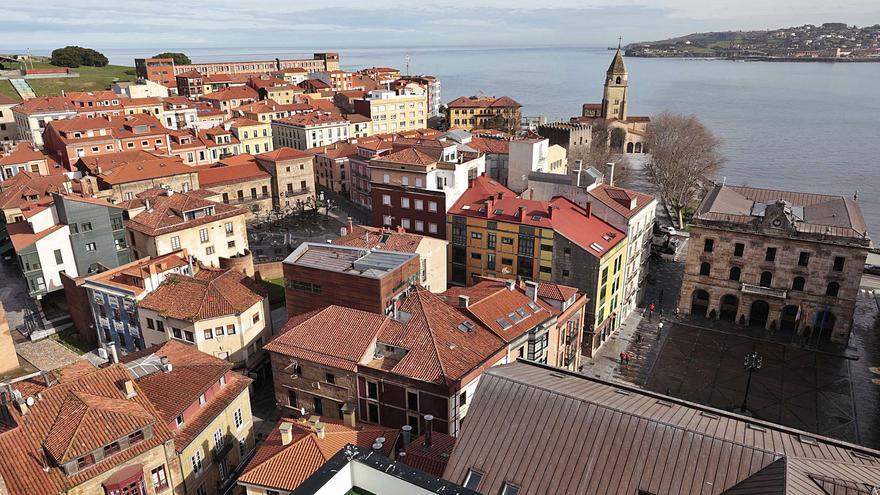 Las claves de la reforma del urbanismo en Cimadevilla después de tres décadas sin cambios
