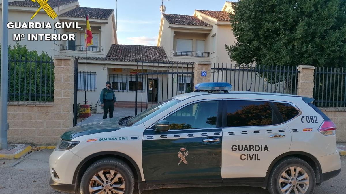 Foto de Archivo Guardia Civil