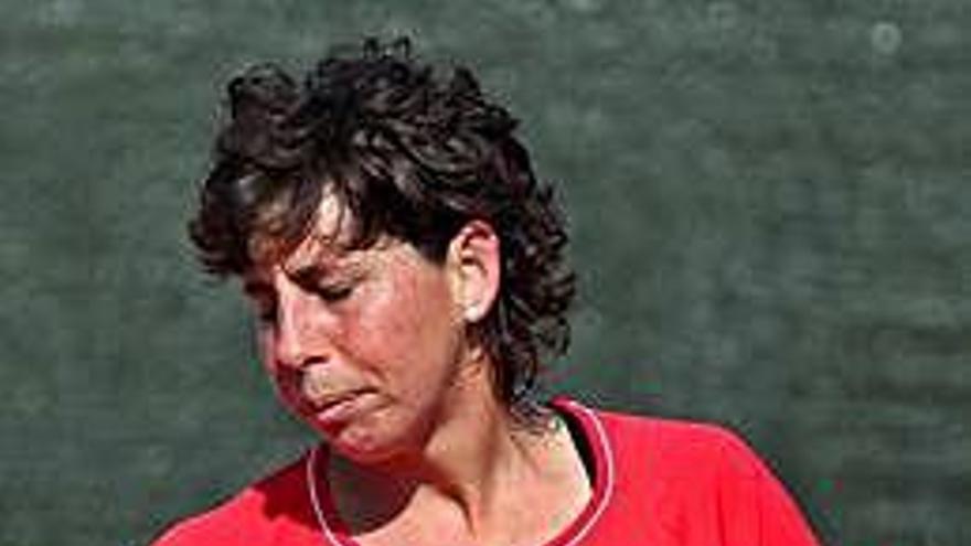 Carla Suárez sella el billete de España para la Fase Final