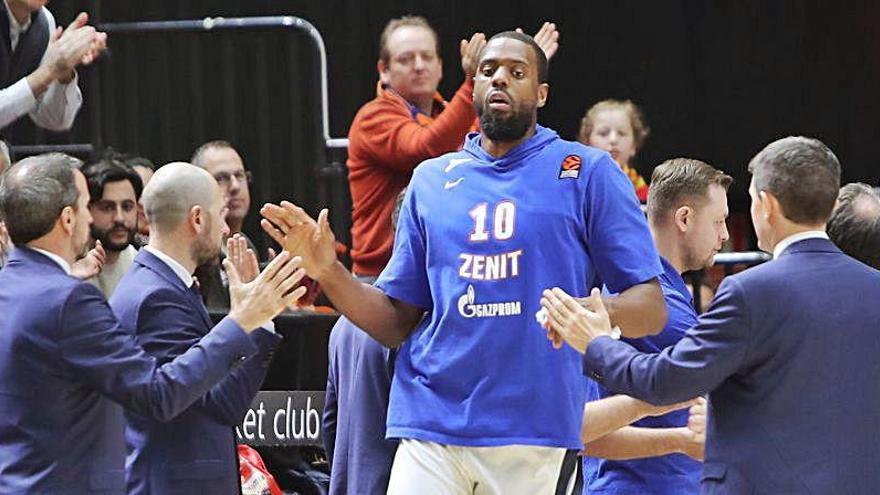 El Valencia Basket está muy atento a Will Thomas