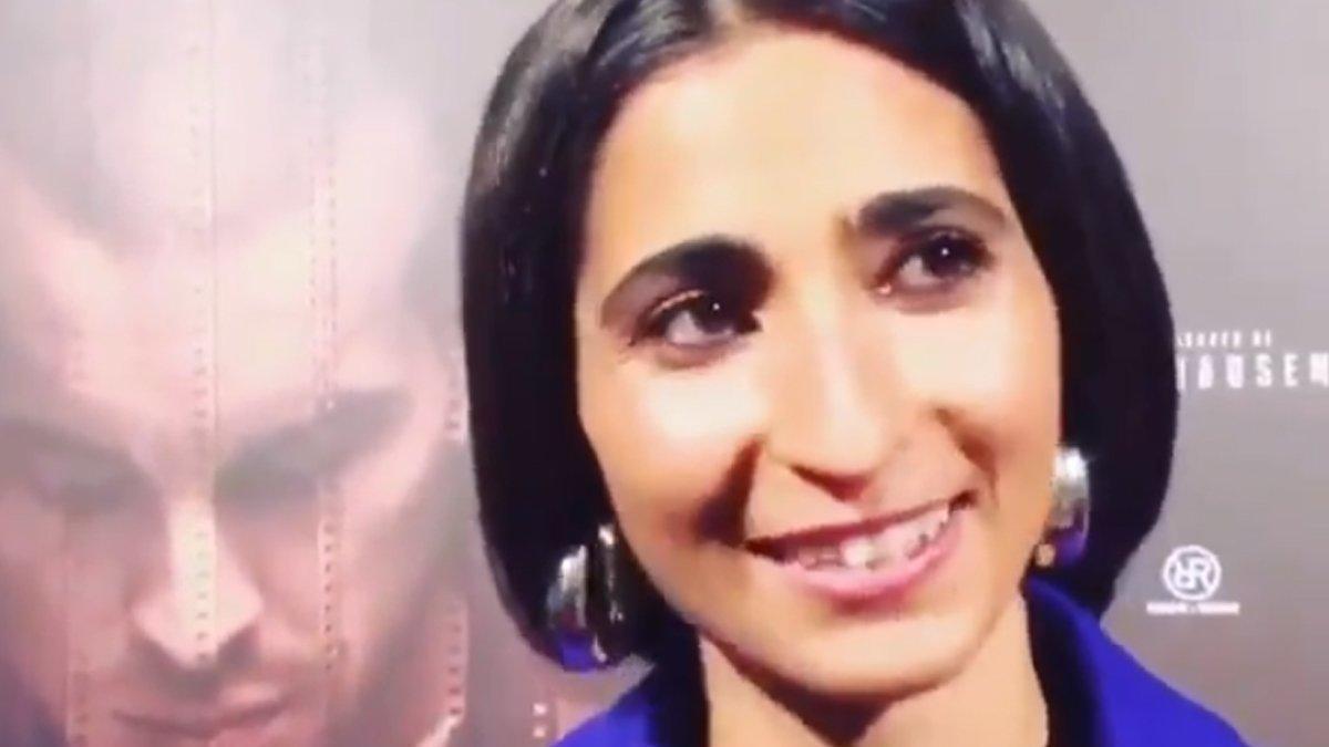 El fallo de Alba Flores: quería ir al estreno de Najwa Nimri y acabó en el de Mario Casas