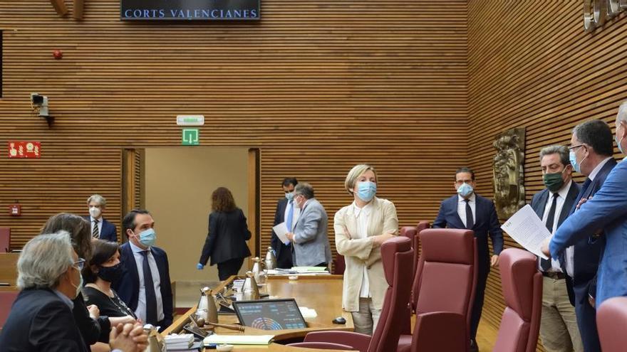 Los letrados de las Cortes avalan la votación telemática para aprobar la Ley del Juego