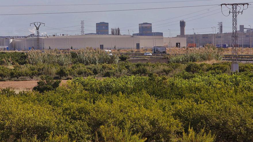 Nuevo avance para multiplicar el suelo logístico e industrial de Parc Sagunt