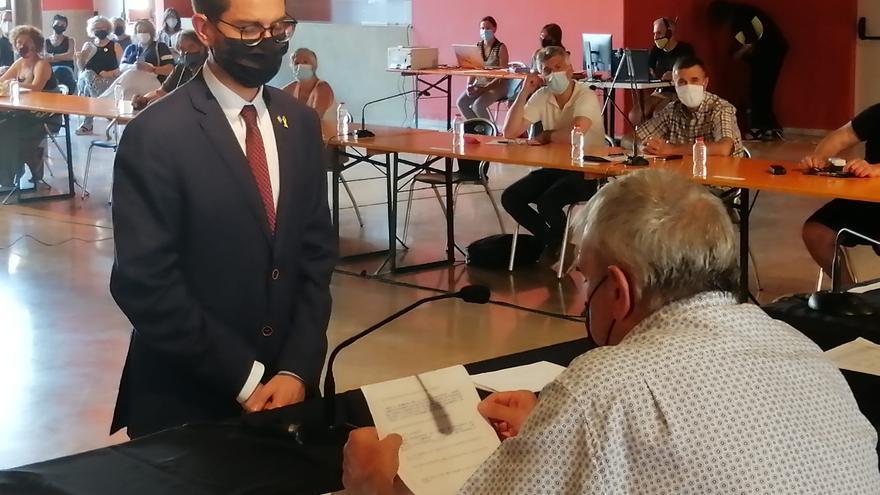 Eloi Hernández agafa el timó del Consell Comarcal del Bages