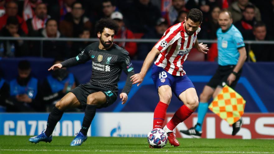 Las dudas del Atlético se miden a la efectividad del Liverpool