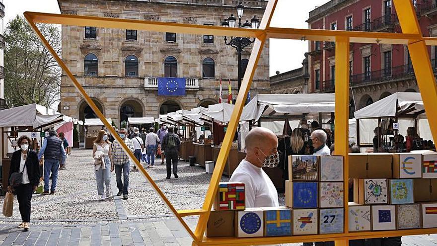 El mercado ecológico se vuelca con Europa