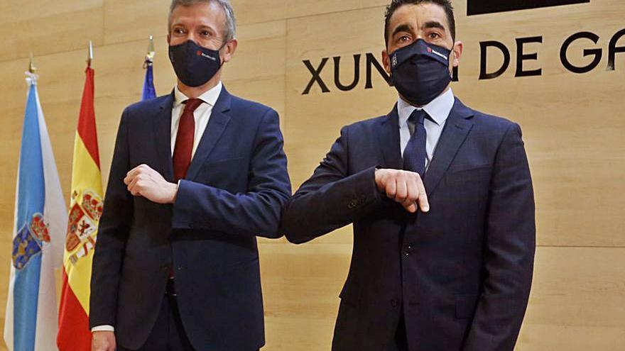Alfonso Rueda designa a Luis López como nuevo secretario general del PP de Pontevedra
