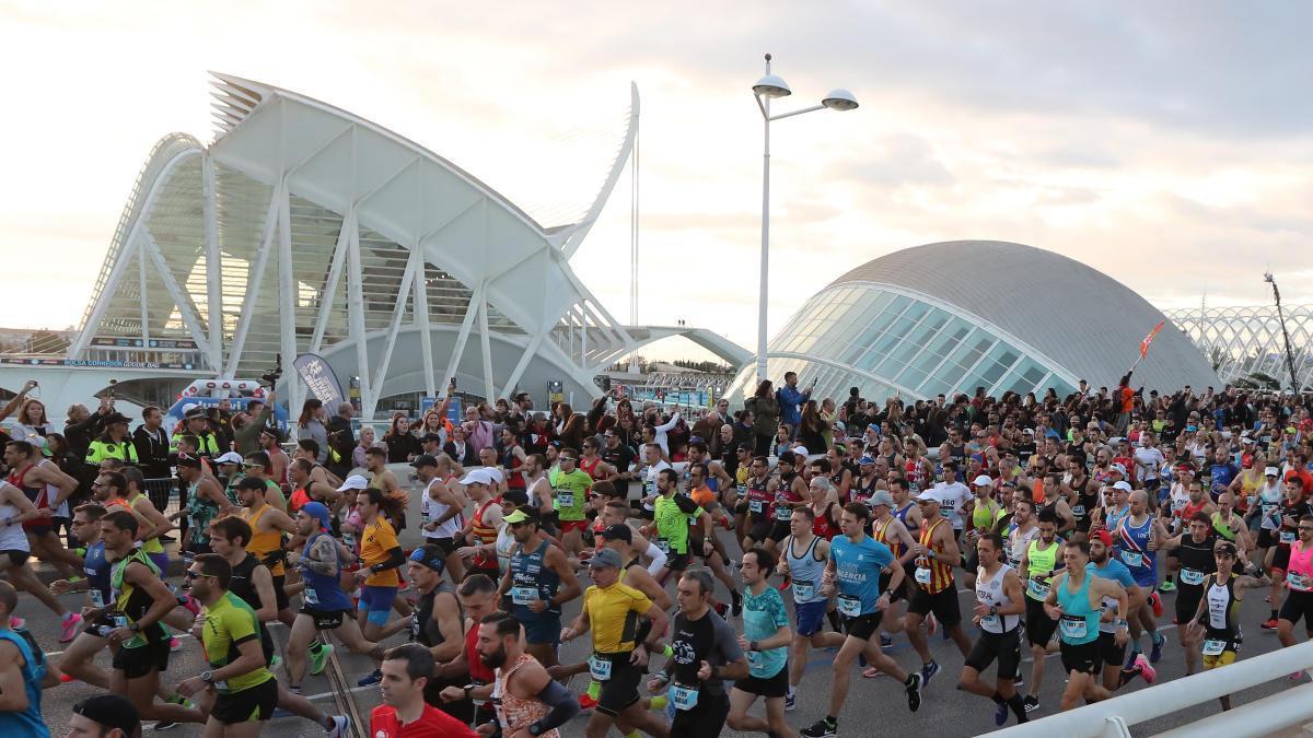Cancelan el Maratón de Valencia 2020 ante la evolución de la pandemia