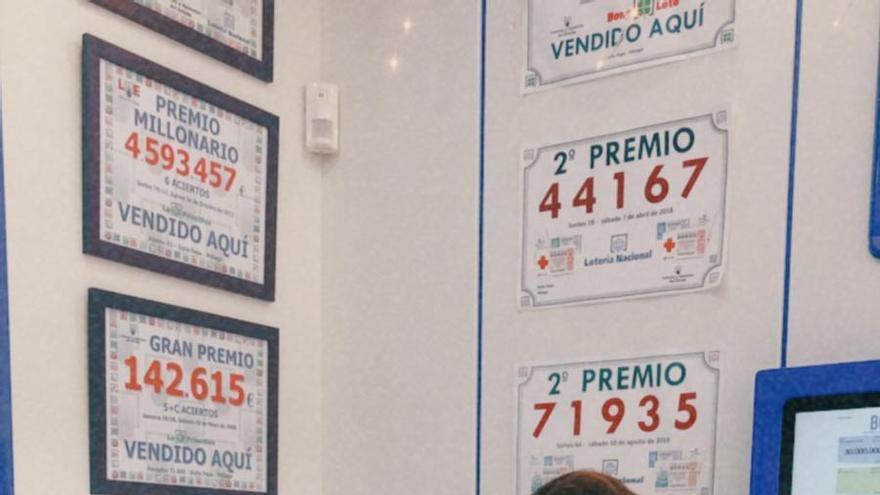 El Niño reparte casi nueve millones en Málaga