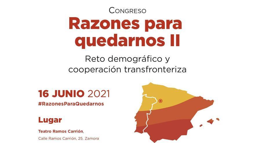 """Congreso """"Razones para quedarnos II"""": consulta aquí el programa completo"""