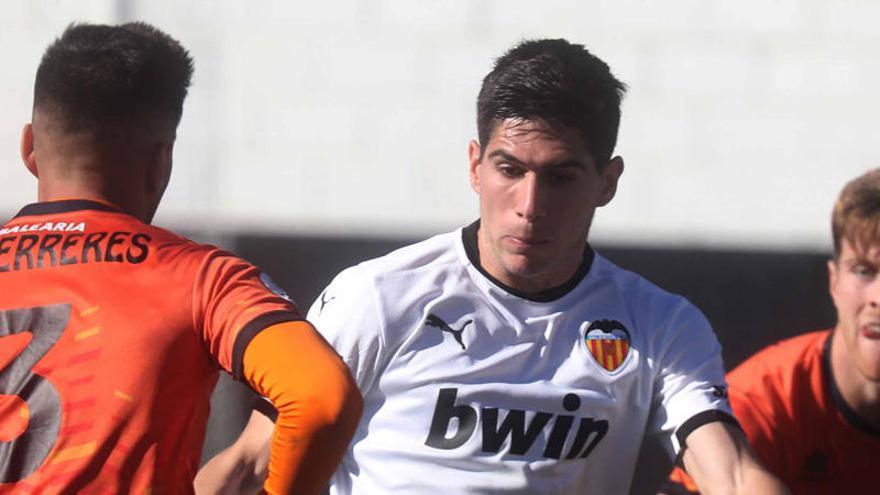 Valencia Mestalla: Solamente queda luchar por el honor