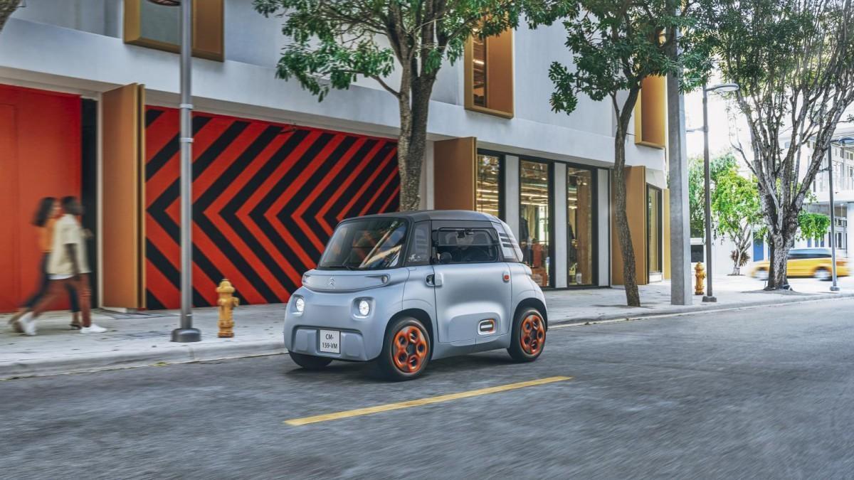 Citroën desvela las opciones de adquisición y personalización del Ami