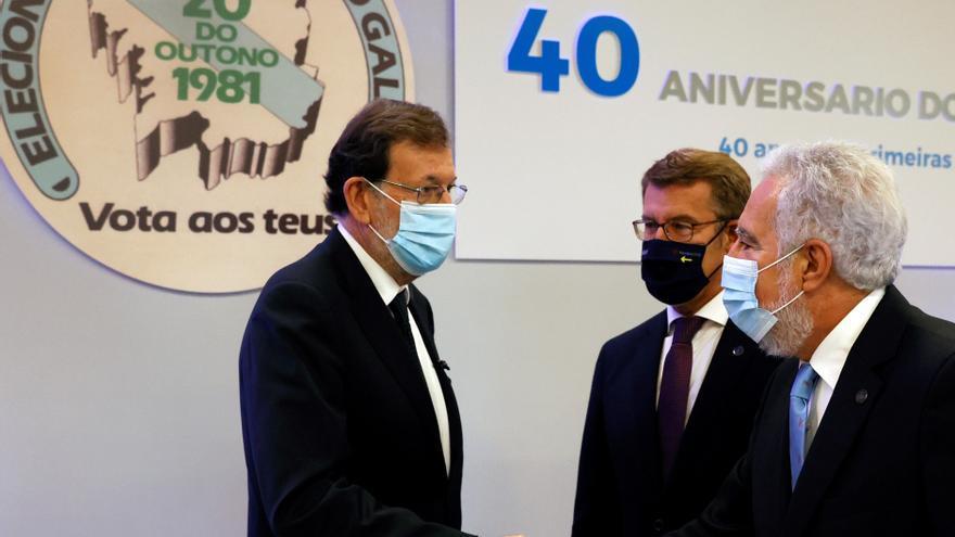 Rajoy reclama que se pida perdón a las víctimas y acaben los homenajes a etarras