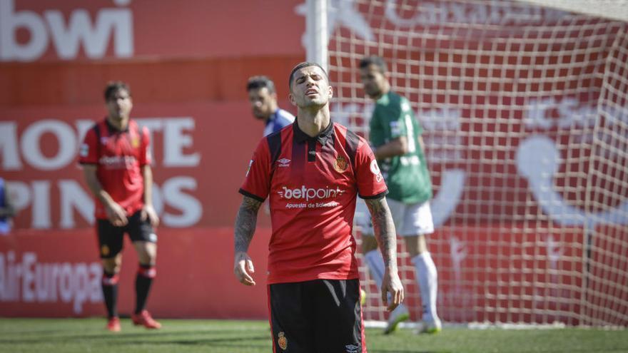 Aridai es seria duda para el partido del Mallorca ante el Hércules