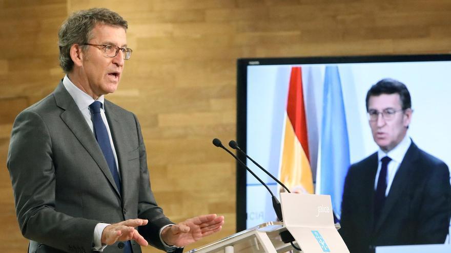 """La Xunta """"confía"""" en rebajar hoy las restricciones en Galicia"""