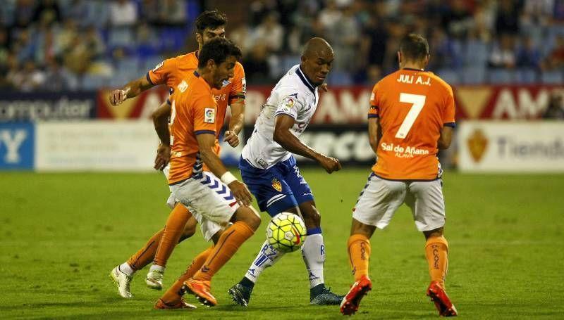 Fotogalería del Real Zaragoza-Deportivo Alavés