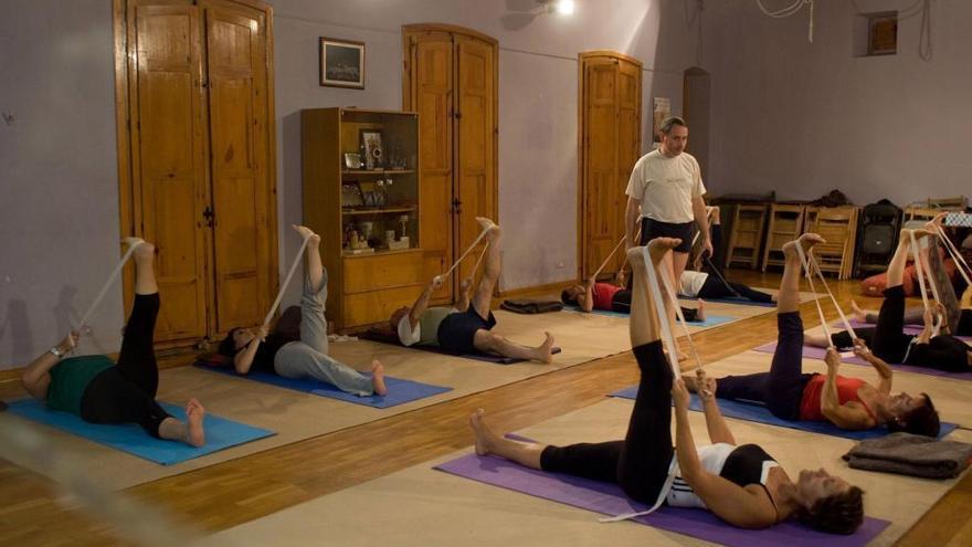 Abiertas las inscripciones para pilates y yoga