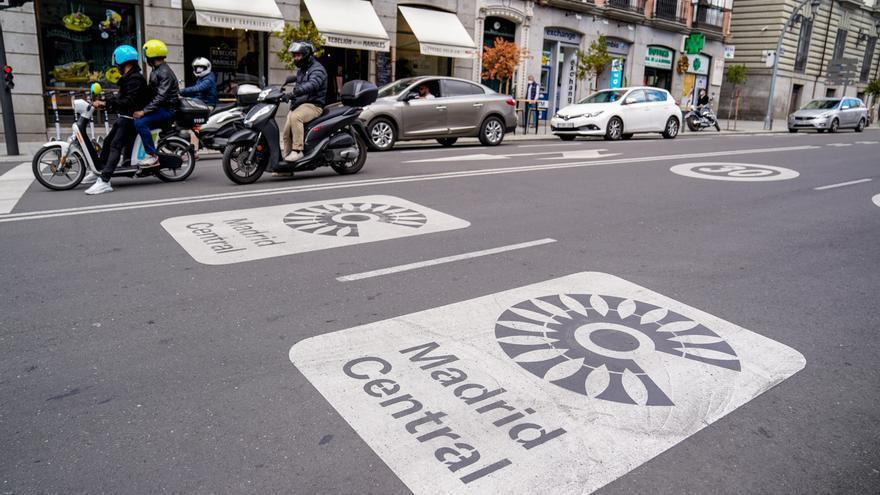 Almeida logra aprobar el nuevo Madrid Central gracias a cuatro votos de los díscolos de Más Madrid