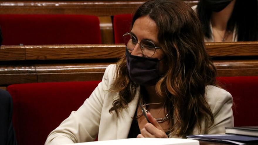 La santpedorenca Laura Vilagrà avisa que la remodelació del Govern espanyol pot retardar la comissió bilateral Estat-Generalitat